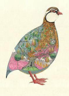 Partridge in a Pear Tree - Daniel Mackie