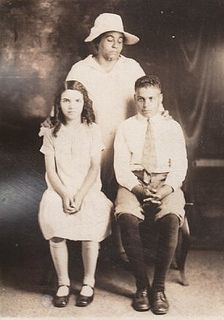 Mother and children - circa 1930 by Jim Shreve, via Flickr black history album