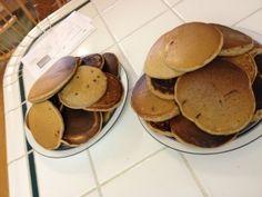 Whole Wheat Buttermilk Pankcakes