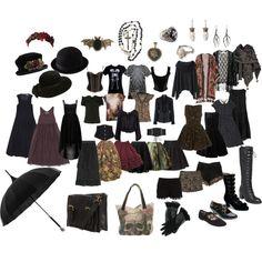 Full Wardrobe Wishlist