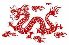 Image result for free chinese dragon printables