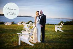 Christiane + Bradley   Castle Hill Inn Wedding Photographers