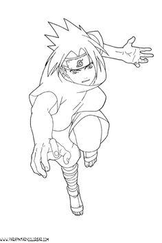 Manga Coloring Book, Coloring Books, Coloring Pages, Naruto Sketch, Naruto Drawings, Gaara, Anime Naruto, Akatsuki, Naruto Painting