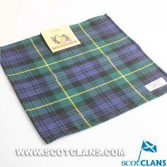 Clan Gordon Tartan H