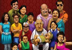moviestalkbuzz: Family Relations