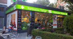 Rotulación según la OPE de la Farmacia Trébol en Madrid realizada por nosotros http://www.xprinta.com/portfolio/rotulacion-farmacias-trebol/?utm_campaign=coschedule&utm_source=pinterest&utm_medium=Xprinta%20Rotulacion&utm_content=Rotulacion%20Farmacias%3A%20Tr%C3%A9bol