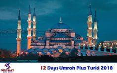 Paket Umroh Plus Turki Maret 2018 – SimaSakti Umroh