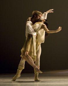 Noelani Pantastico & Lucien Postlewaite - Pacific Northwest Ballet - Photo by Angela Sterling