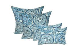 "Set of 4 Indoor / Outdoor Pillows - 17"" Square Throw Pill... https://www.amazon.com/dp/B01H0PLGT6/ref=cm_sw_r_pi_dp_x_zfnSybW8KVXXS"