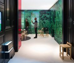 Papel tapiz una excelente opción para la decoración de tus paredes... nosotros te asesoramos!!