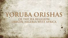 Yoruba Orishas, the name used to signify gods/goddesses, are of the IFA religion which finds its origins in Nigeria, West Africa. The religion has since spread to Brazil, Cuba, Jamaica, the Caribbean Islands and various other regions around the globe due to the expansion the the slave trade hundreds of years ago. Each representation of the Orishas was styled, photographed derived by the creative mind of James C. Lewis. Feel free to check out more of his work at www.noire3000studios.com