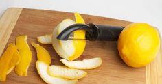 Citronová kůra není odpad. Zde je 6 způsobů, jak ji dále využít
