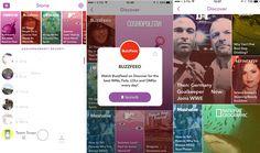 #Snapchat prova a rilanciare Discover c'è la farà? https://t.co/uKoIfo391t