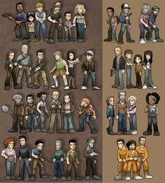The Walking Dead: The Game + 400 Days by SandikaRakhim.deviantart.com on @deviantART