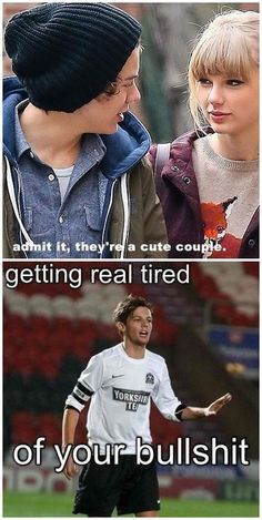 excuse the language and sorry about Haylor shippers or whatever but this was hilarious!