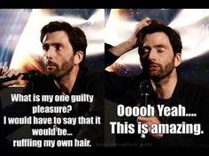 Afbeeldingsresultaat voor david tennant hair