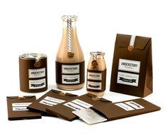巧克力系列產品包裝