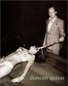 Another fairly infamous ad by New York City men's suits seller Duncan Quinn. Quinn was a bored lawyer who decided to get into fashion. This was his first ad. Ted Bundy, Illuminati, Duncan Quinn, Dandy Look, Objectification Of Women, Women Rights, Pin Up, Fashion Advertising, Free Advertising