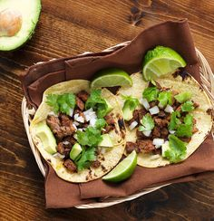 Mouthwatering Recipe: Lime Cantina Tacos