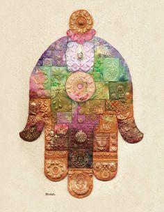 Chamsa - Mosaic