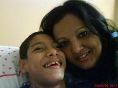 #Amei muito, e amarei o resto de minha vida, saudades meu filho, um anjinho que Deus o levou.#