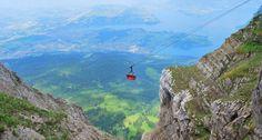 Monte Pilatus, Suiza