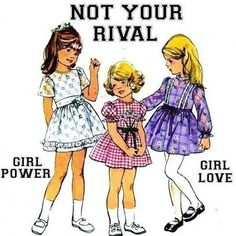 Not Your Rival ART PRINT by TheEscapistArtist on Etsy
