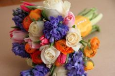 Make Your Own Wedding Bouquets