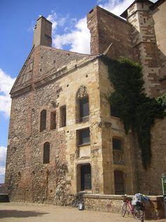 Moulins (Allier) - Château des Ducs de Bourbon - mi-XIV - fin XVème
