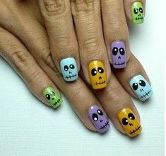 Halloween Nail Designs | Nail Design Gallery