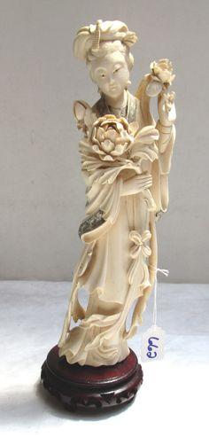 Chinese Ivory  Wow - I loooove this!!!