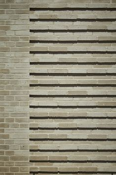 Concrete Architecture, Architecture Details, Scandinavian Loft, Brick Bonds, Brick Art, Brick Detail, Brick Construction, Brick Texture, Entrance Design