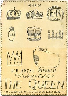the queen #crowns