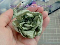 How Does Your Garden Sew? Part I: Garden Roses :  wedding diy flowers ithaca tutorial Locket11 locket11