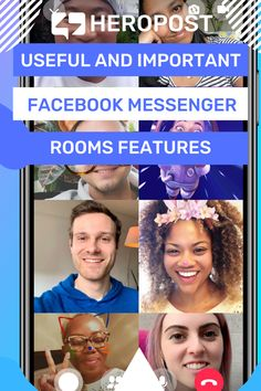 The ability of Facebook users being able to share links enabling non-Facebook users to join Rooms via a web browser on both desktop and mobile is simply a masterstroke. Facebook Users, Facebook Business, Facebook Marketing, Social Media Quotes, Social Media Tips, Facebook Features, Facebook Messenger, Business Advice, Web Browser