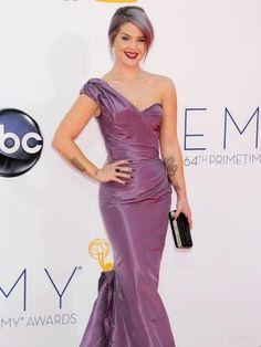 Kelly Osbourne at the 2012 Emmys