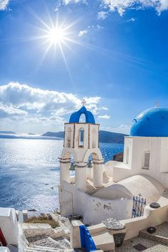 Santorini, Greece - Our Favorite Travel Destinations From Pinterest - Photos