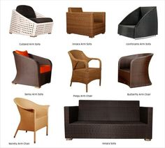 1000 images about Indonesian rattan furniture on