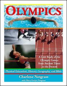 Olympics unit study - 40 lessons