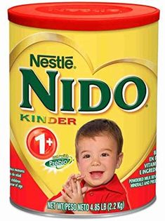 Nido milk makes an ideal substitute for regular liquid milk. Use an equal amount of NIDO milk as regular milk. Nestle NIDO milk is fortified with over a dozen vitamins and minerals. Thing 1, Whole Milk Powder, Toddler Age, Vitamin K, Kids Growing Up, Beverages, Drinks, Powdered Milk, Skin Problems