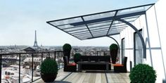 There are lots of pergola designs for you to choose from. First of all you have to decide where you are going to have your pergola and how much shade you want. Garage Pergola, Metal Pergola, Pergola With Roof, Covered Pergola, Pergola Shade, Patio Roof, Pergola Patio, Pergola Plans, Pergola Kits