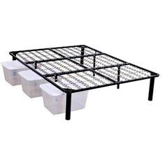 steel platform bed frame
