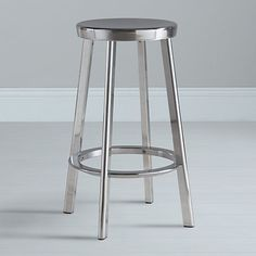 Buy Magis Deja Vu Bar Stool, Silver Online at johnlewis.com