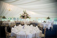 The Marquee, Ardington House - Inspiration Gallery Wedding Venue Image