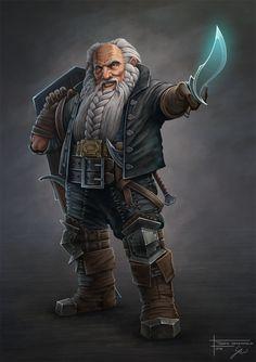 Thorin Oakenshield by grzegoszwu on DeviantArt