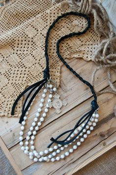 Pearl Marie Necklace  $294.00