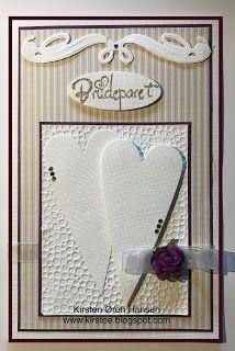 Kirstens Hobbyblogg: Sommer og bryllupstid 💕 Copic Markers, Frame, Cards, Decor, Picture Frame, Decoration, Maps, Decorating, Frames