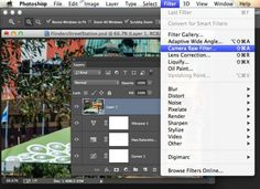 Smarter Sharpening in Photoshop using Adobe Camera Raw