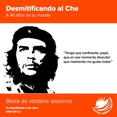 Desmitificando al Che.