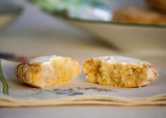 Marzipan, Zitrusfrüchte und Vanille verleihen den Keksen eine unnachahmliche Aromenkomposition